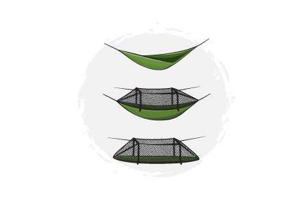 Choosing your DD Hammock