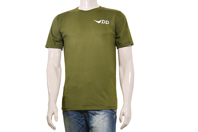 DD T-Shirt Forest front view