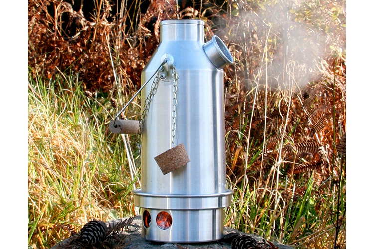 Trekker Kelly Kettle - 0.57L camping outdoor kettle