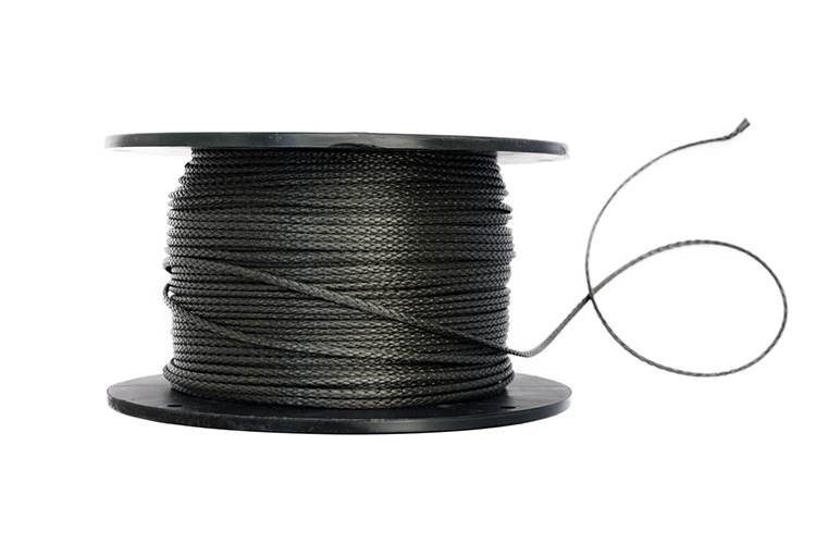 Amsteel cord in a roll
