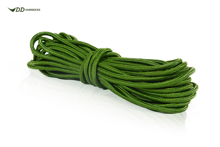 DD Paracord comes in 10m length