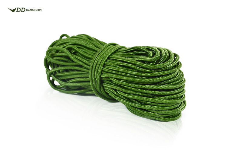 DD Paracord comes in 20m length