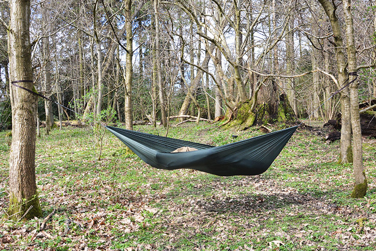 DD SuperLight Hammock - the lightest hammock in the world