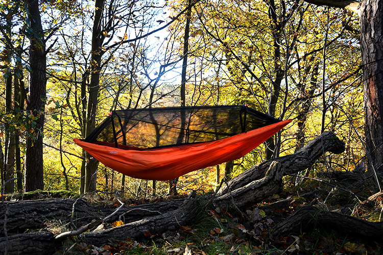 DD Frontline Hammock in orange