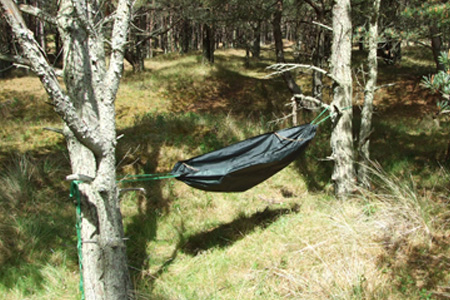 DD Scout Hammock - hammock for kids and young explorers
