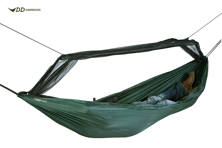 DD Travel Hammock interior