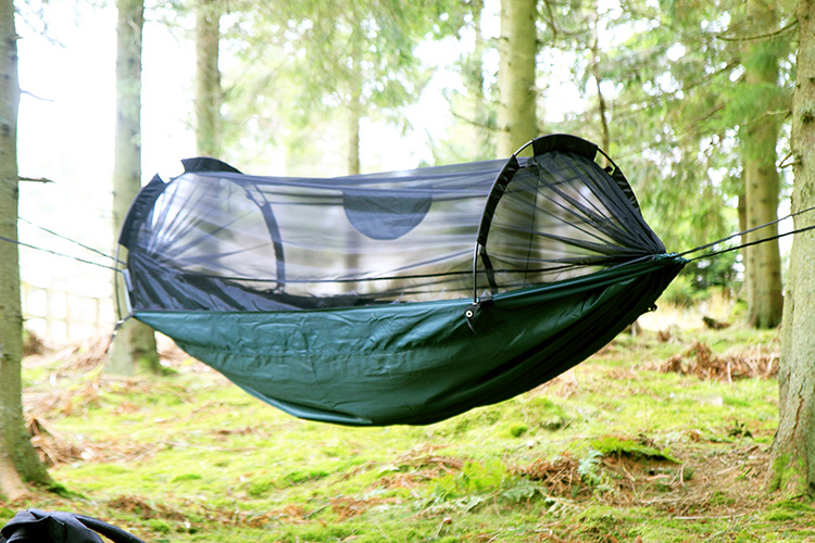 Medium image of dd   xl   frontline hammock   olive green