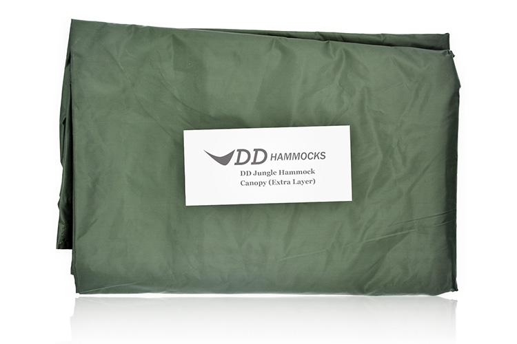 DD Canopy for Jungle Hammock - extra waterproof layer