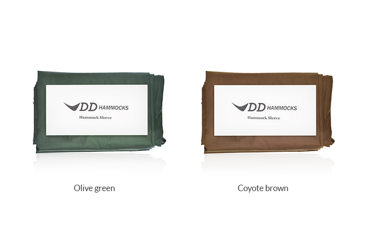 DD Pack Combo Deal includes DD Hammock Sleeve