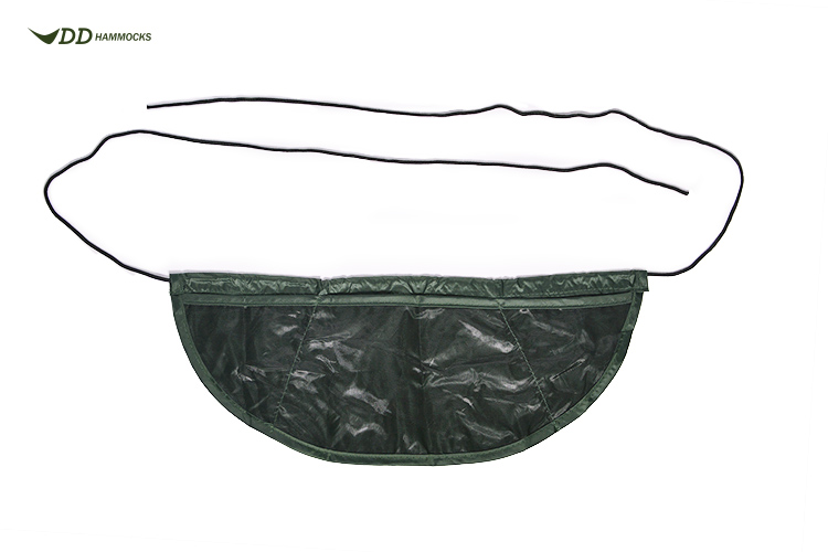 DD Hanging pocket 3 compartments for use in hammocks