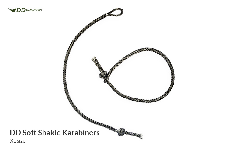 DD Soft Shackle Karabiners
