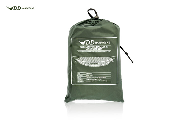 DD Hammock Mosquito Net in stuff sack