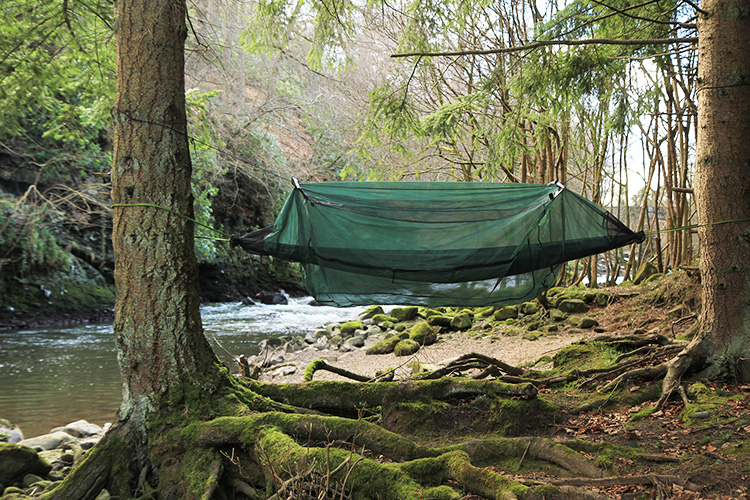 DD Hammock Mosquito Net - for use with open DD Hammocks