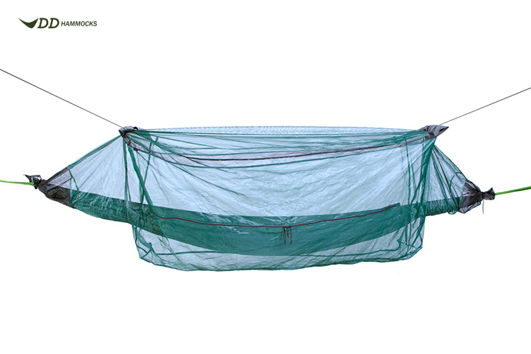 DD Hammock Mosquito Net used with Camping Hammock