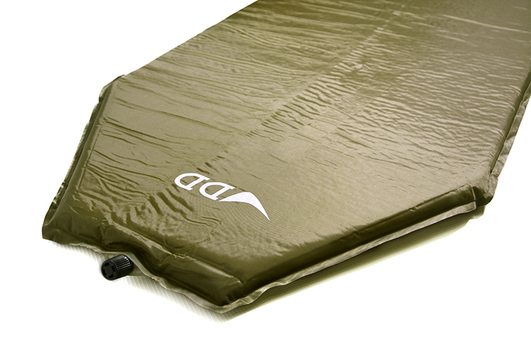DD Inflatable Mat -close up view
