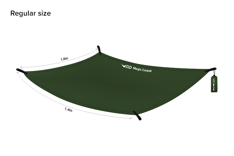 DD Magic Carpet diagram - Regular size