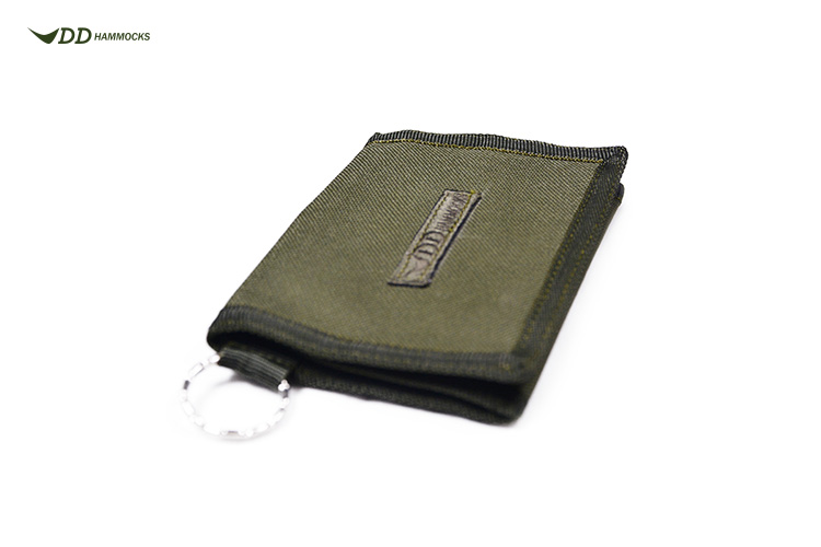 DD Wallet in olive green colour