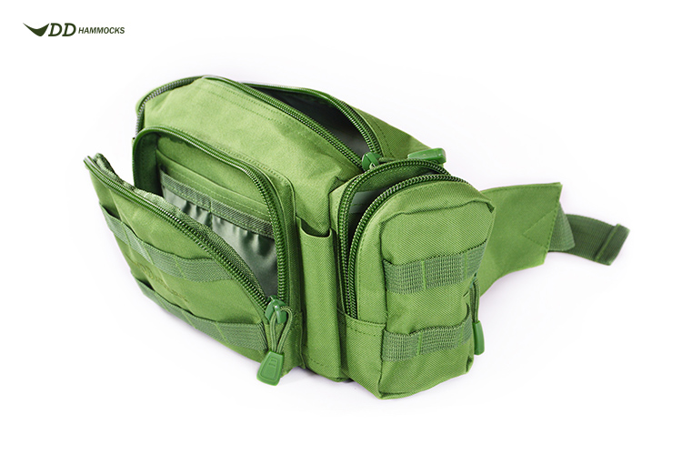 DD Action Pack with 3 exterior pockets