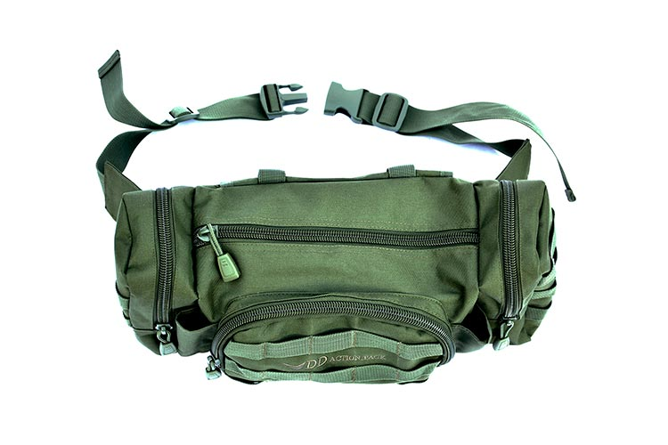 DD Bergen Rucksack - Action Pack front pocket