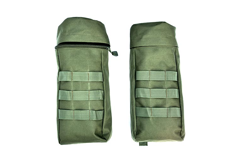 DD Bergen Rucksack - Side pockets