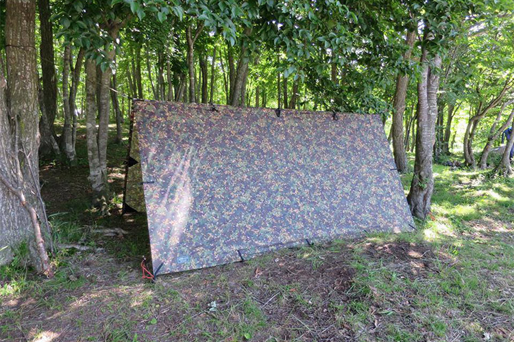 Medium image of tarp 3x3m   mc