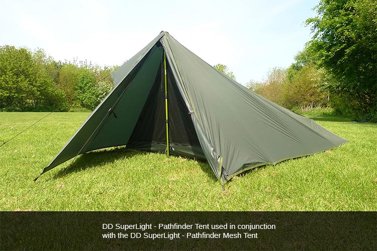 DD SuperLight Pathfinder Tent | DD Hammocks