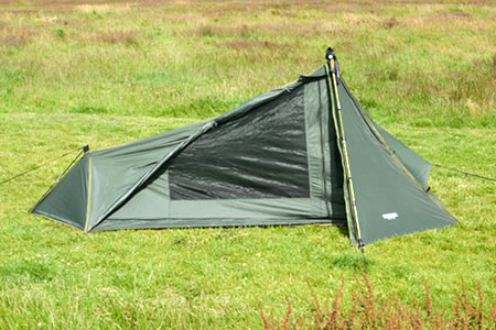 DD SuperLight - Tarp Tent & DD SuperLight Tents